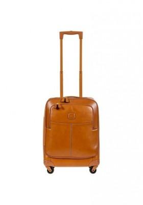 Trolley Bric's bagaglio a mano della linea Life vera pelle
